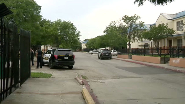 SAPD responds to shooting on city's West Side