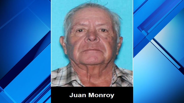 Silver Alert issued for missing man in Alamo discontinued