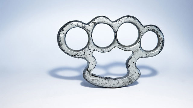 Brass knuckles, self-defense keychains will soon be legal to carry in Texas