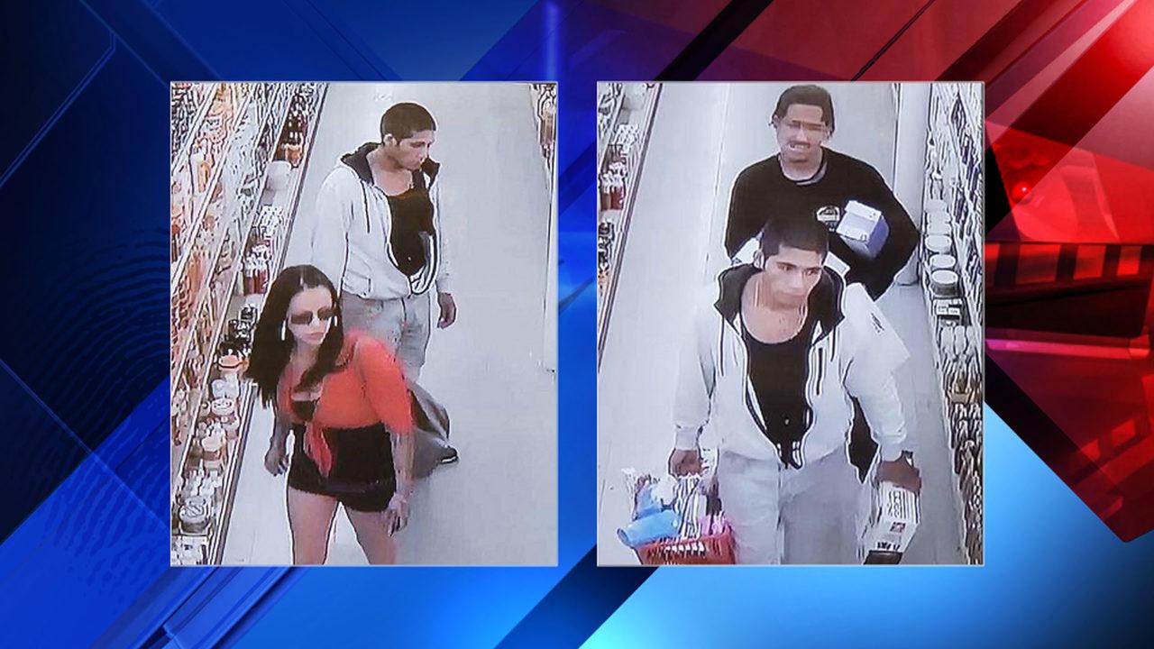 San Antonio Police Seek Trio In East Side Beauty Supply