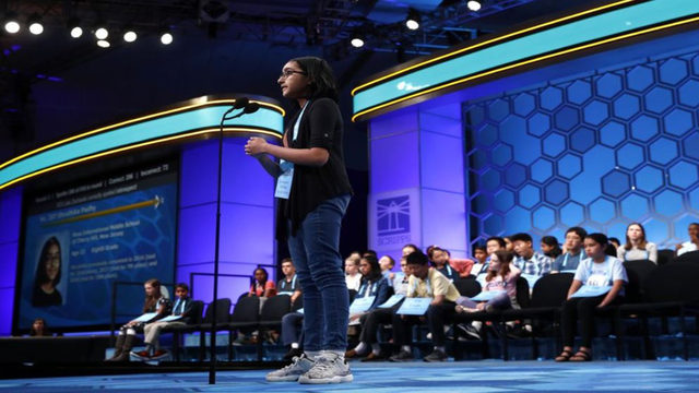 National spelling bee finals begin with 50 seeking title