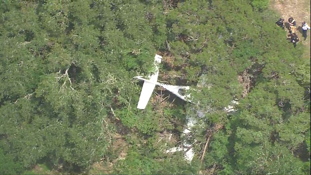 BCSO: Small plane crashes at airpark near Bulverde