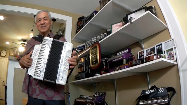 West Side man honored after decades of playing, teaching conjunto music