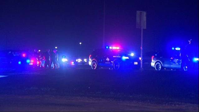 DPS uses spike strips to stop car chase