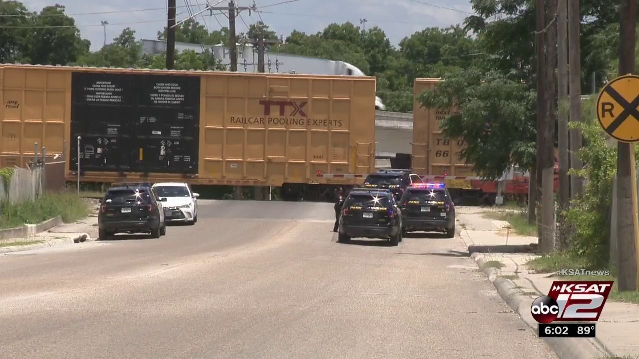 Man hit, killed by train Sunday marks 6th train death in 2