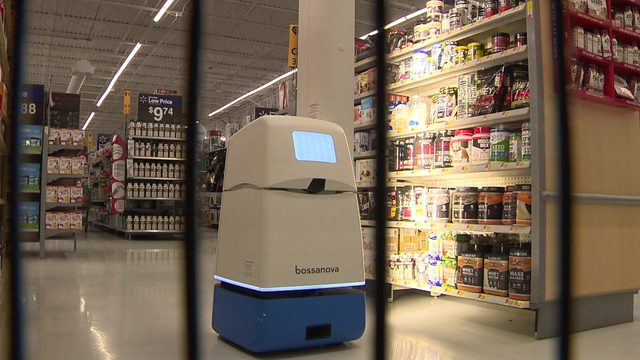 What do robots mean for the future of the retail industry?
