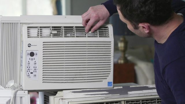 Is your window A/C making you sick?