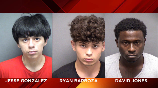 SAPD: 3 arrested after stolen car believed to have been used in double…