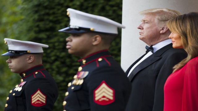Trump to pay respects to allied forces who fought on D-Day