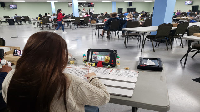 'While You Were Sleeping': Late night bingo parlor keeps Lady Luck…