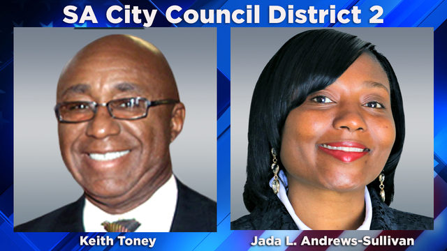 June 8 2019 runoff election results San Antonio City Council District 2