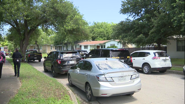 San Antonio woman shoots on-again, off-again boyfriend during…