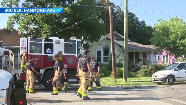 House fire believed to have been caused by lit cigarette, fire officials say
