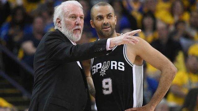 Spurs to retire Tony Parker's No. 9 jersey in November, report says