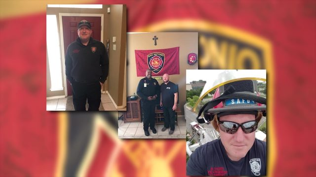 New therapy helping SAFD firefighter battling rare stiff person syndrome
