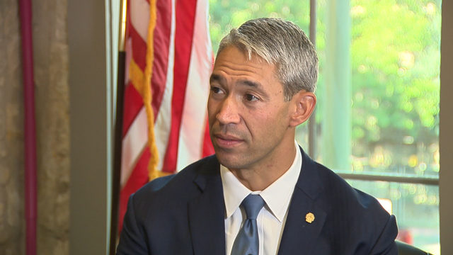Mayor Nirenberg talks about his 'wake-up call'