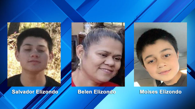 Daughter concerned after mother, 2 autistic sons disappear