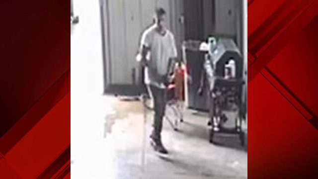 SAPD: Man steals from Goodwill warehouse