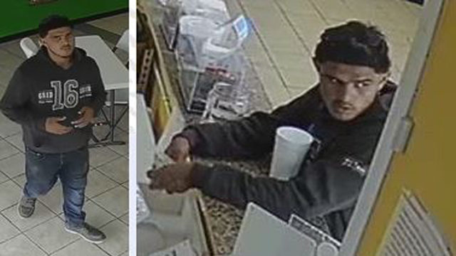 Man sought in robbery of North Side ice cream, fruit shop