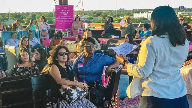 Hundreds of SA businesswomen taking part in Girl Power Hour