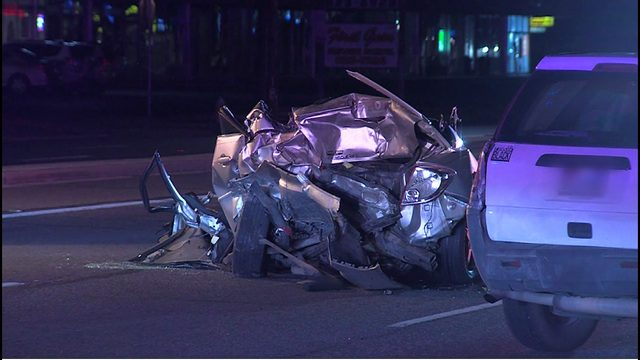 SAPD: one dead, three critically injured in overnight crash on the…