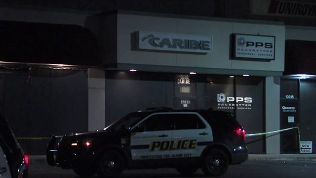 Man shot in nightclub park lot on Northeast Side