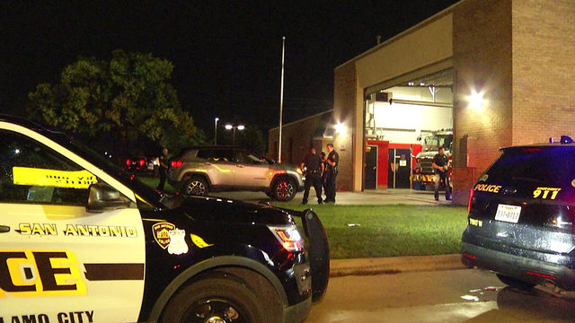 SAPD: Father drives teenage son to fire station with gunshot wound