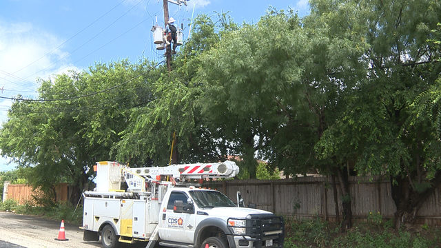 Increase in storms trigger numerous power outages, CPS Energy says