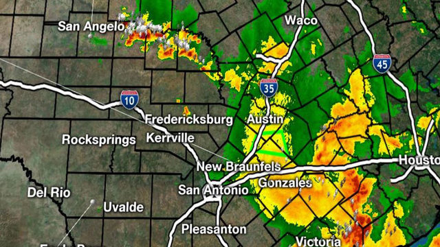 Storms continue to move southeast, another still possible