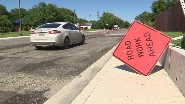Kirby road project tests patience of residents, city officials