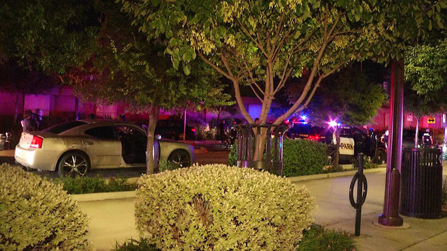 4 people shot in drive-by near Convention Center downtown, police say