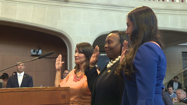 New SA City Council sworn into office