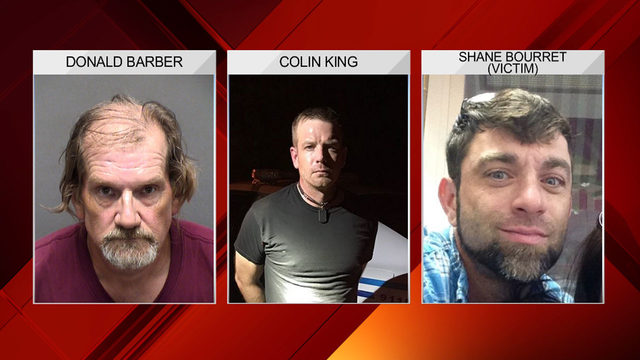 BCSO: Two men arrested in connection with disappearance of Georgia man