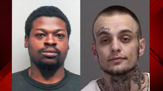 2 men arrested in connection with San Marcos shooting death