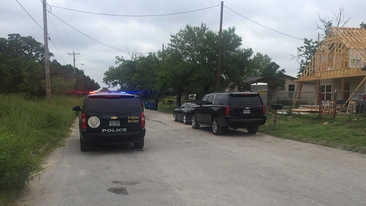 Body of 21-year-old man found with gunshot wounds in
