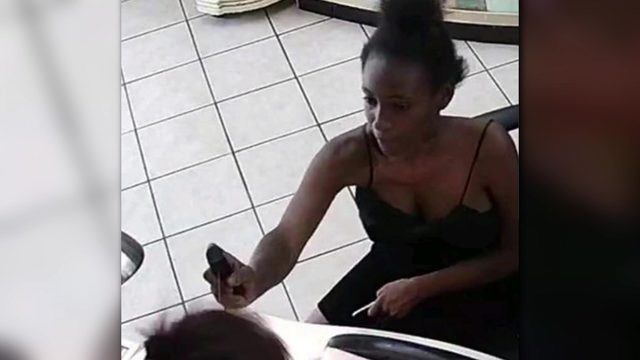 KPRC: Video shows customer pepper spray nail salon owner, leaving store…