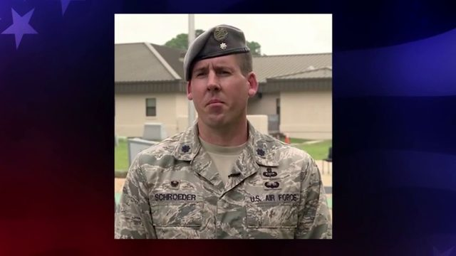Local hero honored across state lines