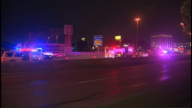 SAPD: Suspect at large after shooting on 410