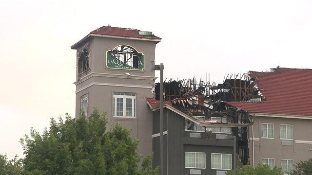 Cause of major fire at Schertz hotel under investigation