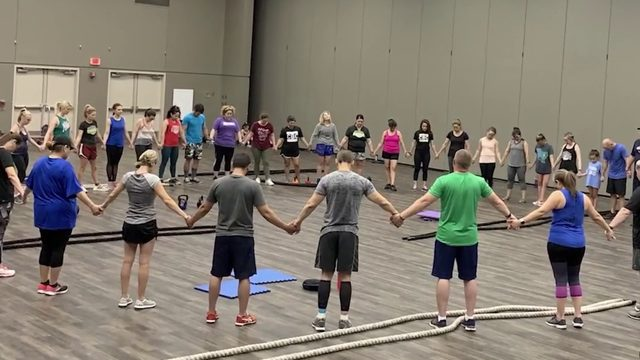 New Week, New You: Faith fuels fitness for members of 'Fitness for Christ' group