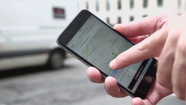 Driver highlights problem with minors using ride-share services