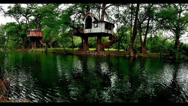 8 Texas treehouses you can rent for the weekend