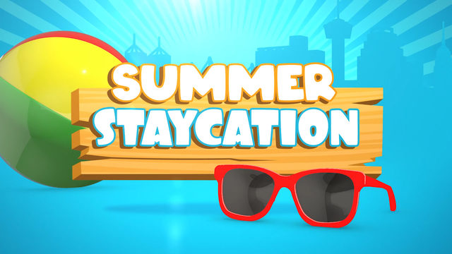 Summer Staycation - Lots to do at San Antonio parks!