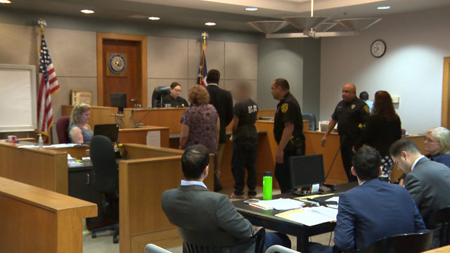 Teen suspect in deputy shooting in juvenile court