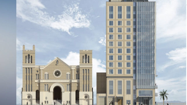New hotel could replace part of downtown church