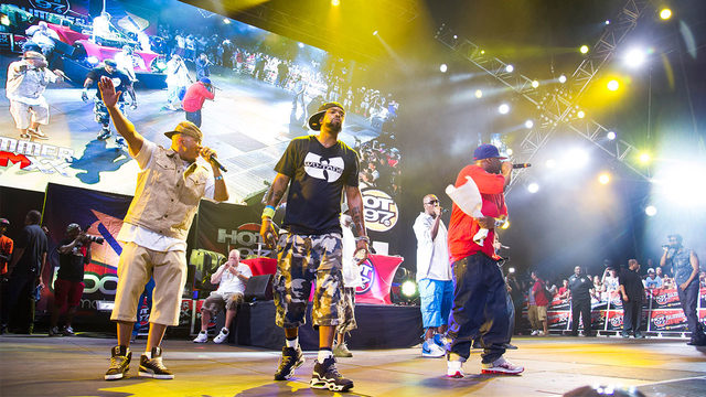 Wu-Tang Clan coming to San Antonio for 36 Chambers anniversary tour