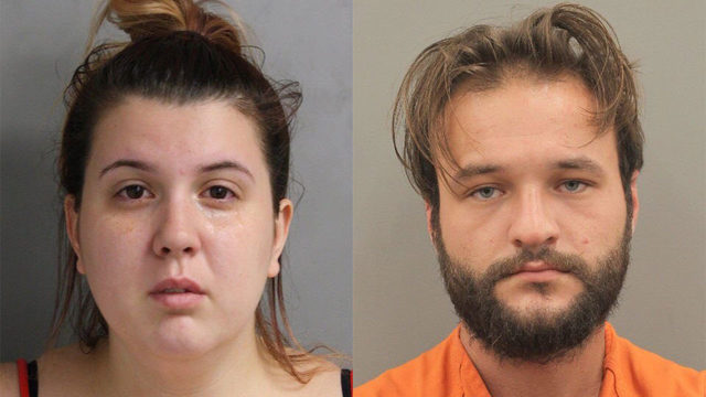 Texas couple arrested for fatally abusing 10-week-old daughter