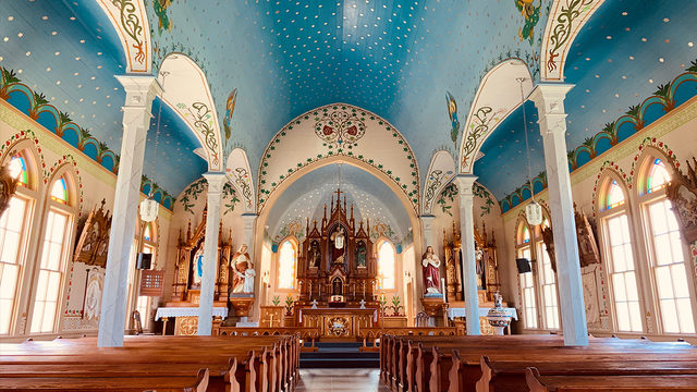 Visit Painted Churches of Texas