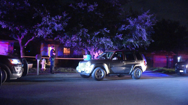SAPD: 20-year-old stabbed by younger brother in unprovoked attack