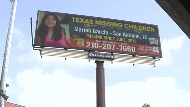 SAPD turns to billboards to help find missing teen girl